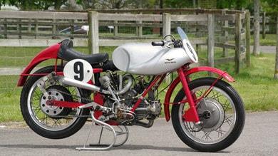 Moto Guzzi 500 Bicilindrica