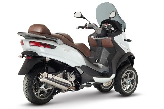 New Piaggio Mp3 - 1