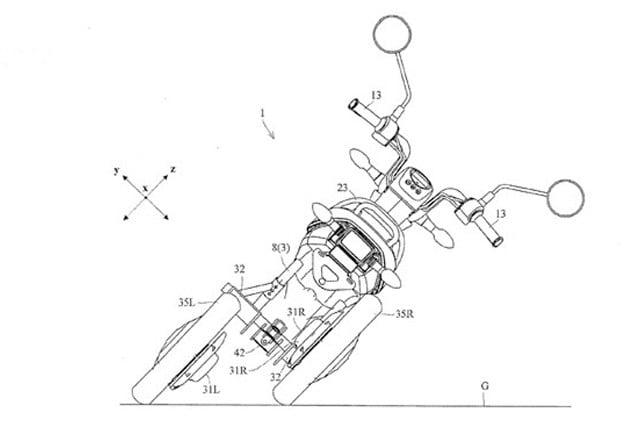 Yamaha brevetto2