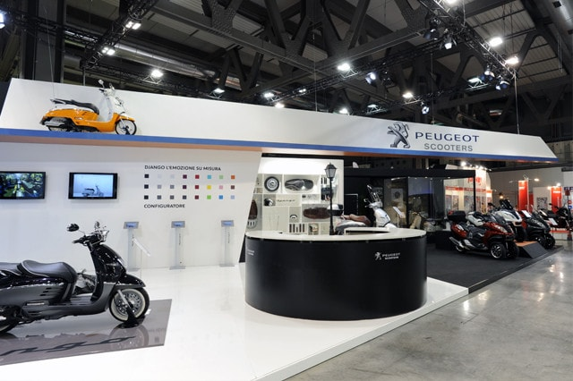Peugeot ad Eicma 2013