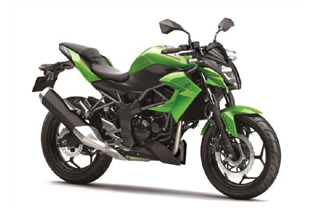 Kawasaki250 Supernaked