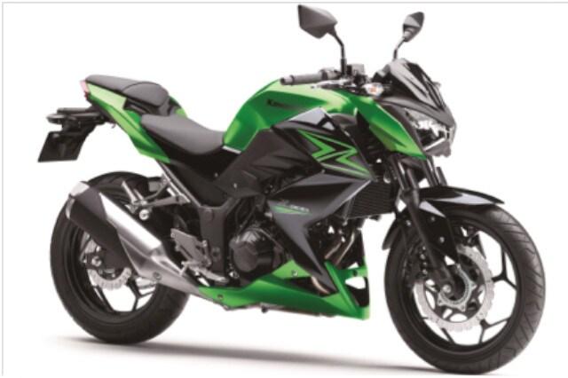 Kawasaki300 Supernaked