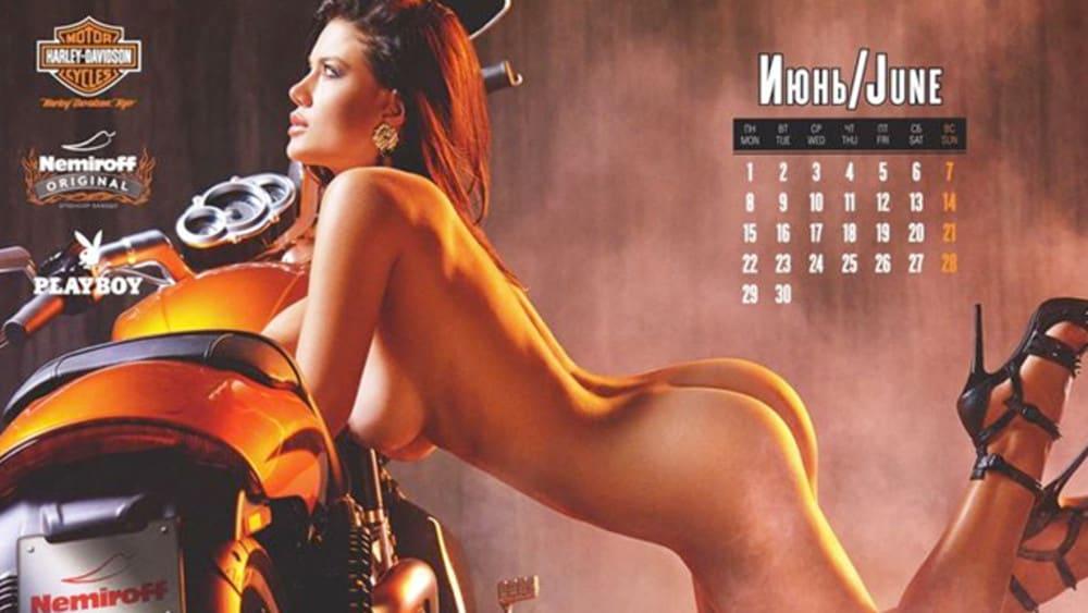 Calendario Play Boy.Il Calendario Playboy H D Inmoto