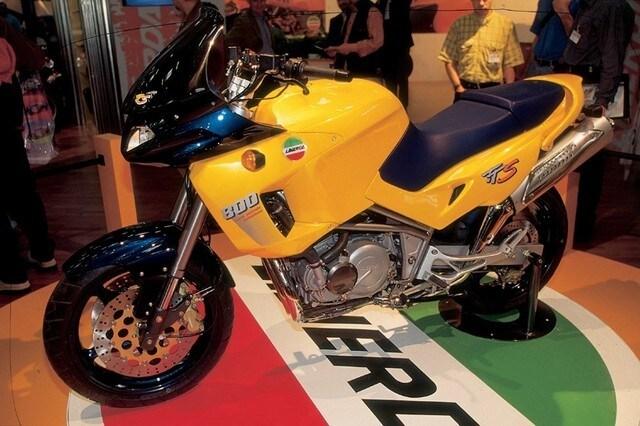 Laverda TTS 800