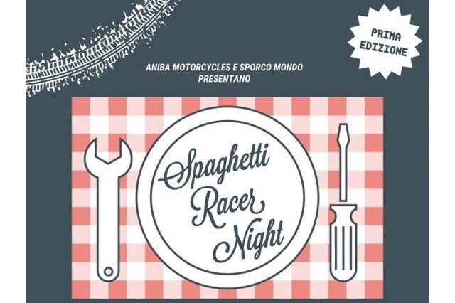spaghetti racer night