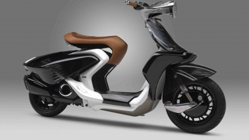 Yamaha svela il Concept 04GEN