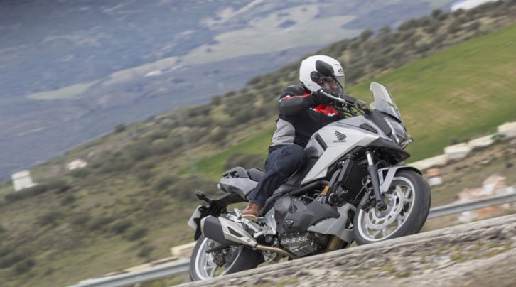 Honda NC750X DCT e Integra: cambio in meglio