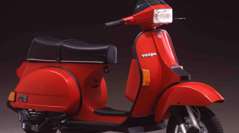 Vespa: 70 anni di passione a due ruote