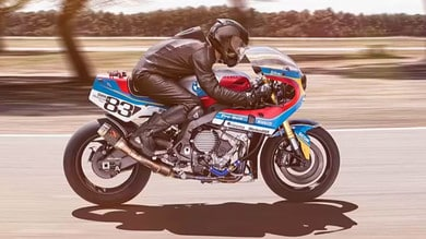 BMW S1000 RR Custom Project