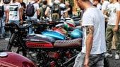"Rock'n'Racers: a Roma la festa ""special"" tra cafe e scrambler e musica"