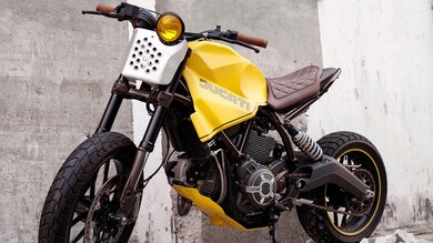 La Scrambler dei Beautiful Machines