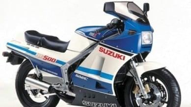 """Suzuki RG 500 Gamma: la """"sportiva"""" degli anni Ottanta"""