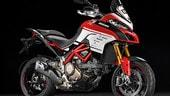 Ducati celebra la Pikes Peak n. 100 con una Multistrada speciale