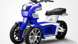 Goodyear sviluppa due inediti scooter elettrici