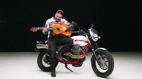 Motosprint – The Test di Riccardo Piergentili: Moto Guzzi V7 II Stornello