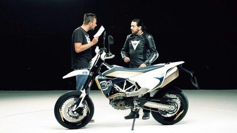 Motosprint – The Test di Riccardo Piergentili: Husqvarna 701 Supermoto