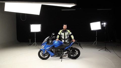 Motosprint - The Test di Riccardo Piergentili: Suzuki GSX-S1000F ABS