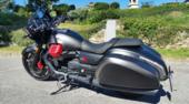Moto Guzzi MGX-21: tutto pronto per il test