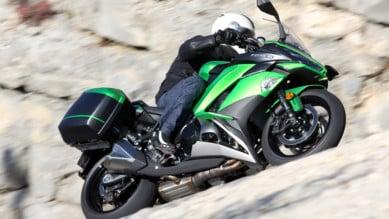KawasakiZ1000SX, anima da Ninja: la prova su strada