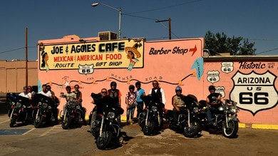 Tour con Bikers American Dream