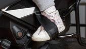 Amphibious pensa ai baby motociclisti