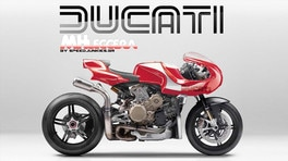 Ducati Superleggera Speed Junkies: pura arte greca