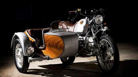 "A Motor Bike Expo il sidecar ""Avventura"""
