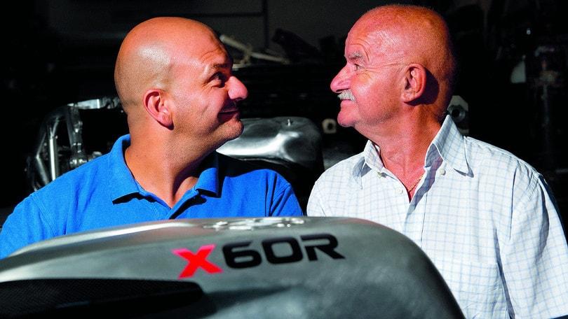 Personaggi: Riccardo e Massimo Pierobon, famiglia da corsa