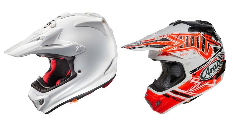 Arai casco MX-V