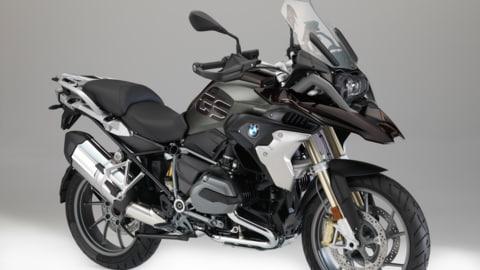 BMW R 1200 GS: dal 2016, la piattaforma inerziale