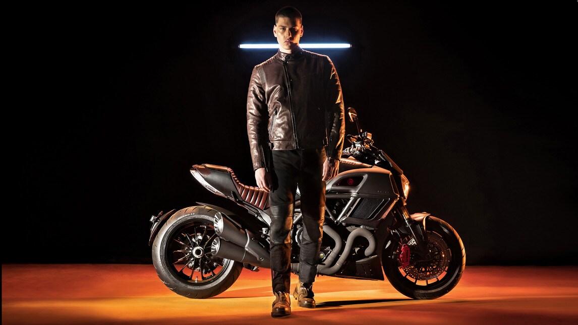 Ducati e Diesel insieme per Diavel