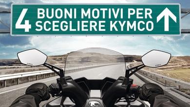 Kymco, arrivano le promozioni fino a metà febbraio