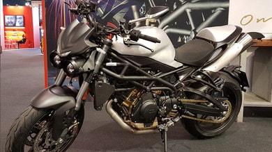 Motor Bike Expo: la Moto Morini Corsaro80
