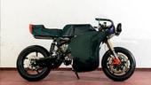 Motor Bike Expo: la cafè racer elettrica Midnight Runner