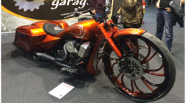 Motor Bike Expo, è custom mania
