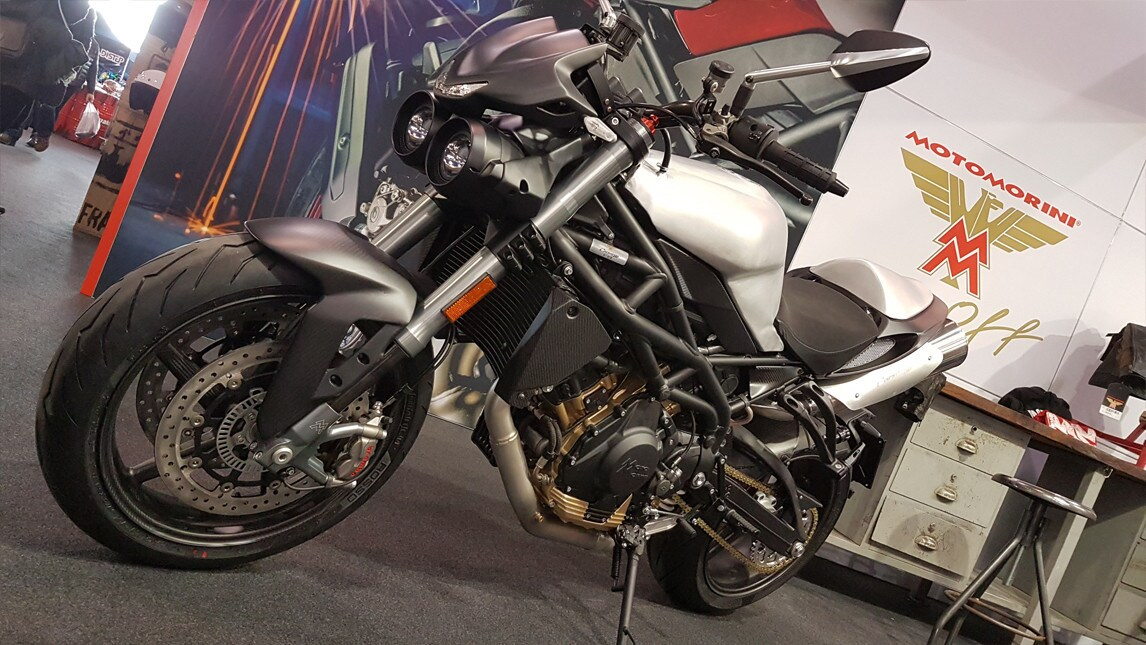 Motor Bike Expo: Corsaro80