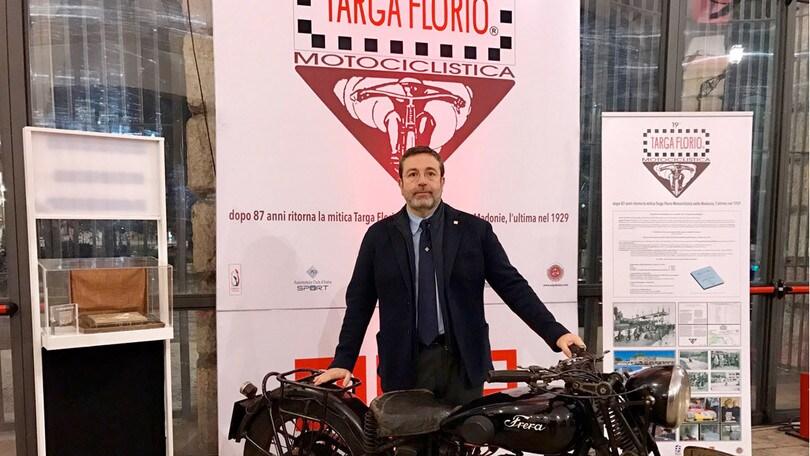 Targa Florio Motociclistica, presentata la 19° edizione