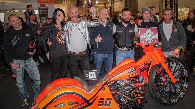 Motor Bike Expo: tutti i concorsi delle custom