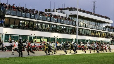 Velocità vintage: le date del racing senza età