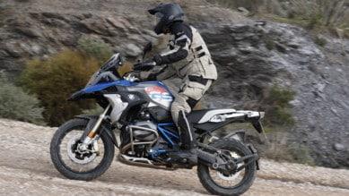 BMW R1200GS: ora adatta anche ai rally!