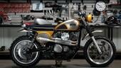 Yamaha SCR950 Yard Built: fascino californiano
