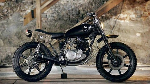 Lab Motorcycle, custom alla portoghese