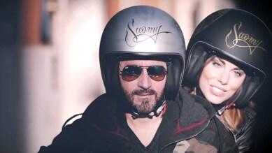 Max Biaggi torna in sella... al Festival di Sanremo