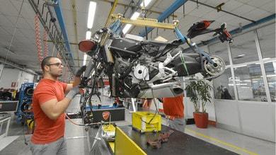"""Ducati riconosciuta """"Top Employers Italia"""""""