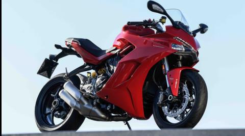 Ducati Supersport: com'è fatta