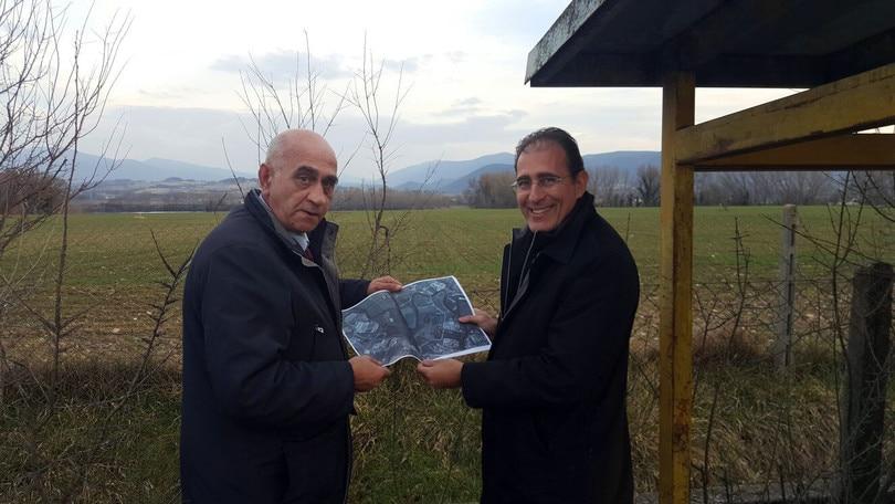 Francesco Pileri e il sogno dell'autodromo internazionale a Terni