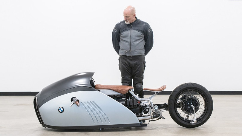BMW K75 Alpha: la special dei due mondi