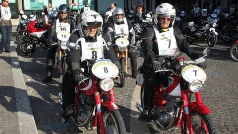 Motogiro d'Italia 2017: partirà da Spoleto domenica 14 maggio