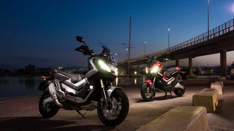 Honda X-ADV: design inedito, finiture eccezionali