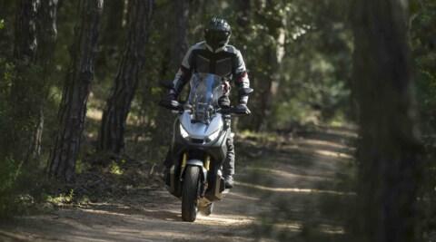 Honda X-ADV: le foto della prova
